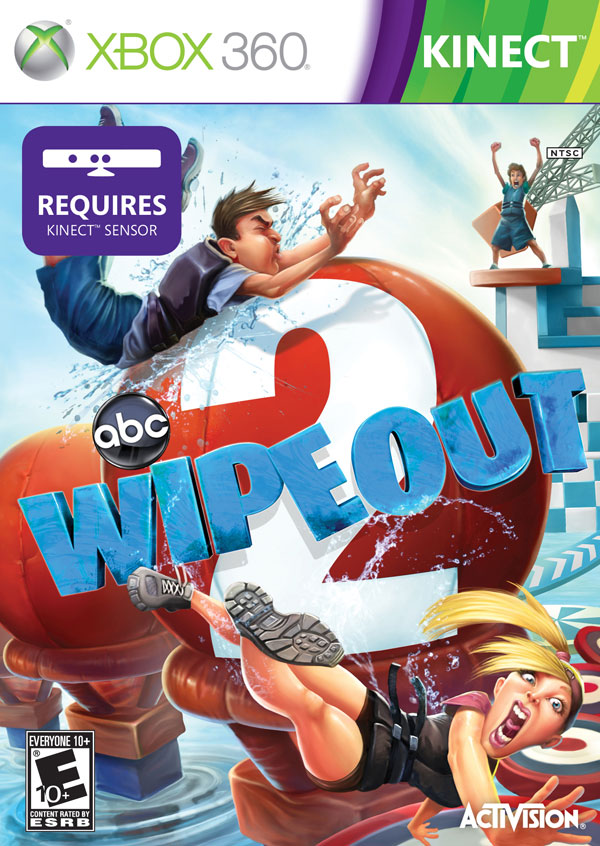 Box art - Wipeout 2