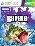 Box art - Rapala for Kinect