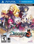 Box art - Disgaea 3: Absence of Detention