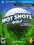 Box art - Hot Shots Golf: World Invitational