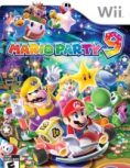 Box art - Mario Party 9