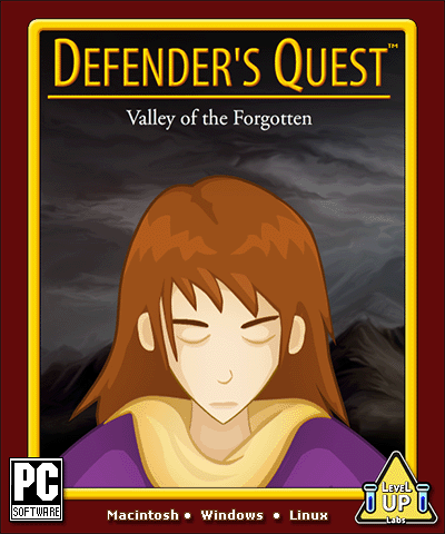 Box art - Defender's Quest