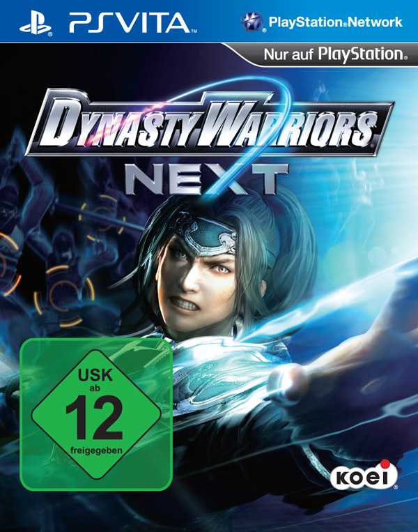 Box art - Dynasty Warriors Next