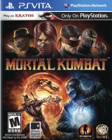 Box art - Mortal Kombat (Vita)