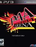 Box art - Persona 4 Arena