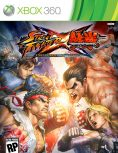 Box art - Street Fighter X Tekken