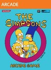 Box art - The Simpsons Arcade Game