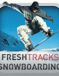 Box art - Fresh Tracks Snowboarding