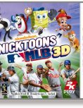 Box art - Nicktoons MLB 3D