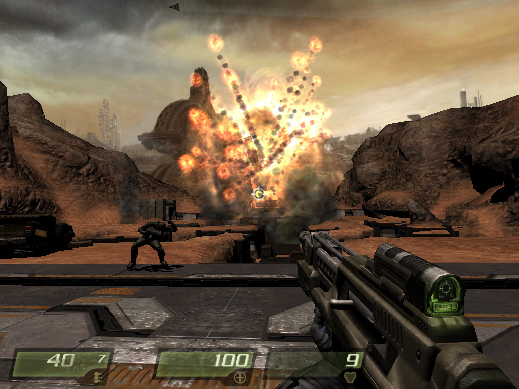Quake 4 Re-releasing On Xbox 360 This June - GameRevolution