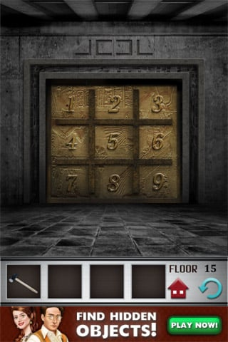 100 floors how to solve level 15 gamerevolution For100 Floors 17th Floor Answer