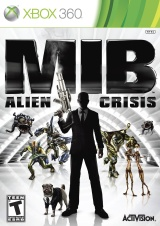 Box art - Men in Black: Alien Crisis