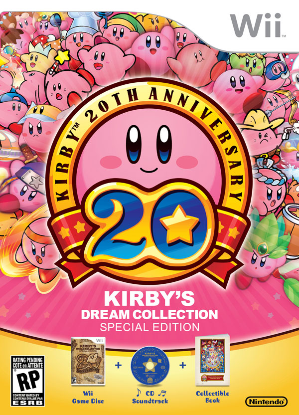 Box art - Kirby's Dream Collection