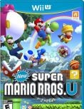 Box art - New Super Mario Bros. U