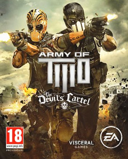 Box art - Army of Two: The Devil's Cartel