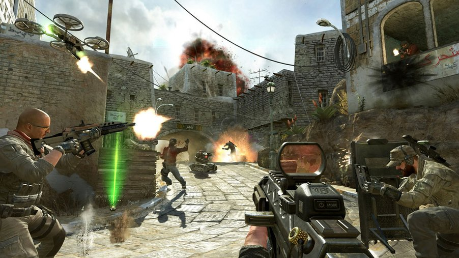 All Call Of Duty Black Ops 2 Weapons Killstreaks Attachments