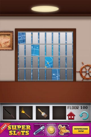 100 Floors How To Solve Level 100 Gamerevolution