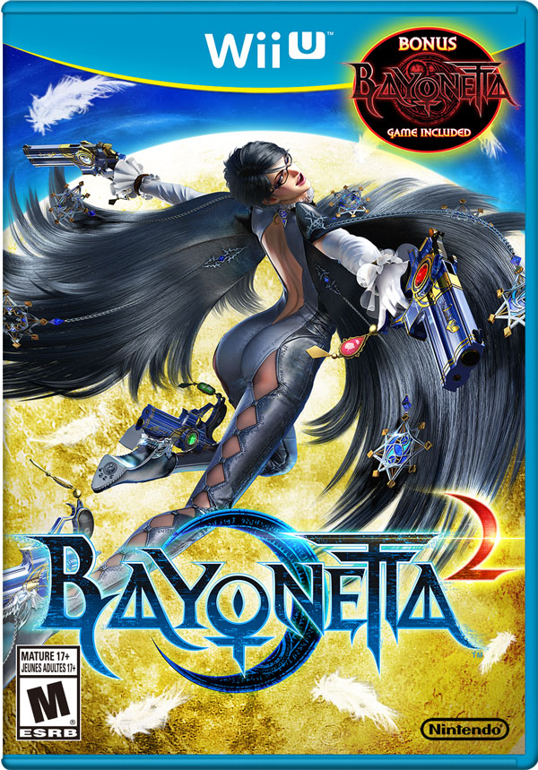 Box art - Bayonetta 2