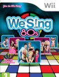 Box art - We Sing 80s
