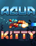 Box art - Aqua Kitty - Milk Mine Defender