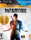 Box art - inFamous Collection