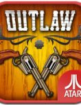 Box art - Atari Outlaw