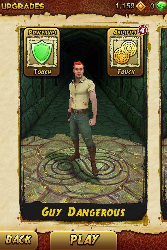 Temple Run 2 Character Special Powers and Abilities Guide