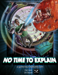 Box art - No Time To Explain