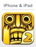 Box art - Temple Run 2