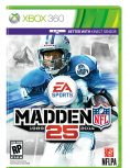 Box art - Madden NFL 25