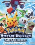 Box art - Pokémon Mystery Dungeon: Gates to Infinity