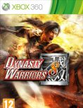 Box art - Dynasty Warriors 8