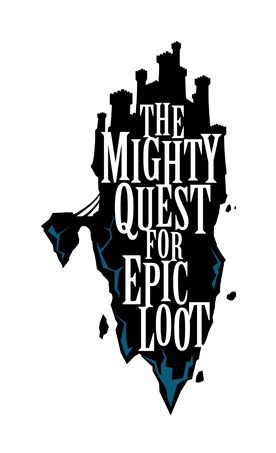 Box art - The Mighty Quest for Epic Loot