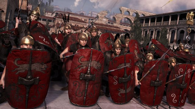 Total War: Rome 2 announces Desert Kingdoms DLC, adds Cleopatra and Teuta