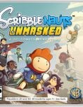 Box art - Scribblenauts Unmasked: A DC Comics Adventure