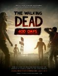 Box art - The Walking Dead: 400 Days