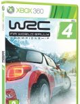 Box art - WRC FIA WORLD RALLY CHAMPIONSHIP 4