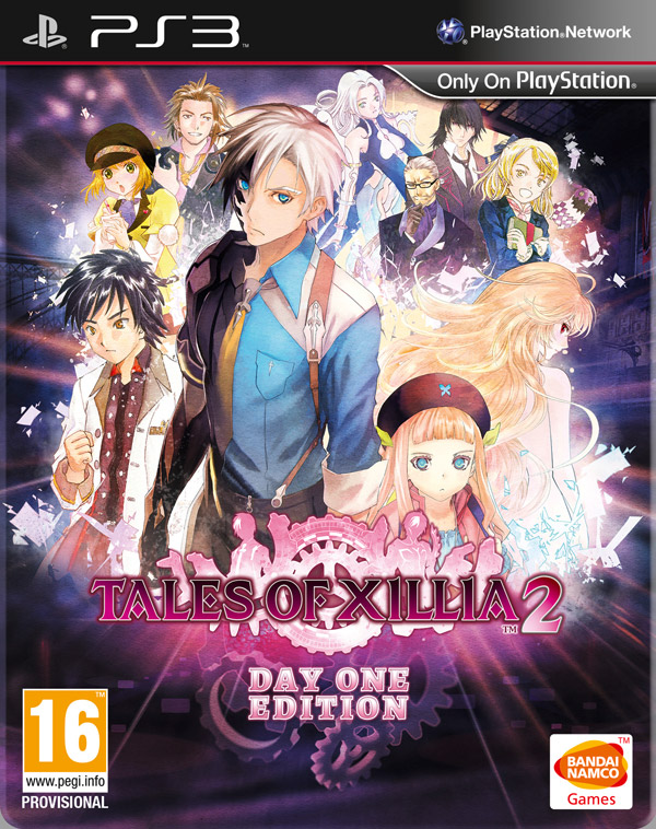 Box art - Tales of Xillia 2