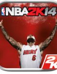 Box art - NBA 2K14 (iOS)