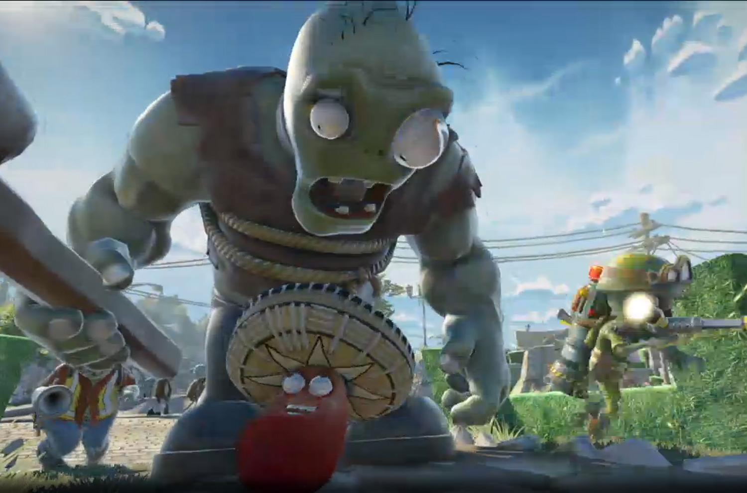 Plants Vs. Zombies: Garden Warfare Xbox Release Delayed