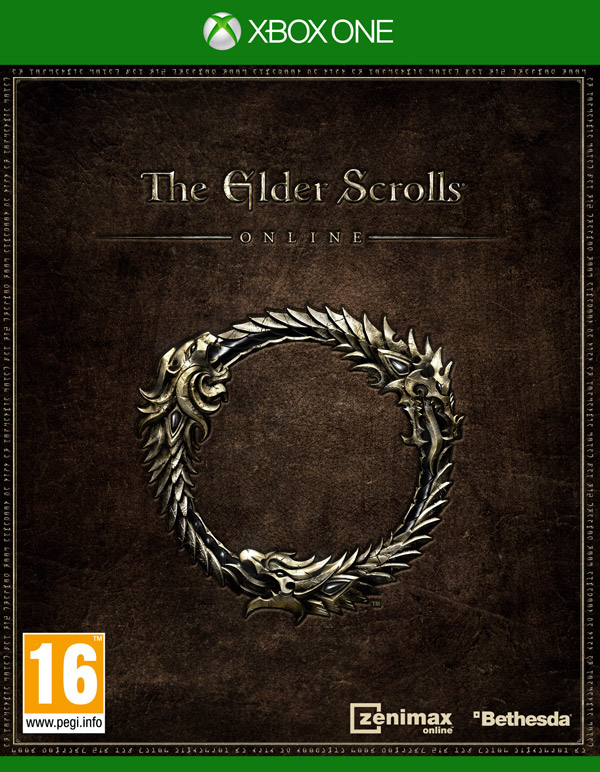 Box art - The Elder Scrolls Online