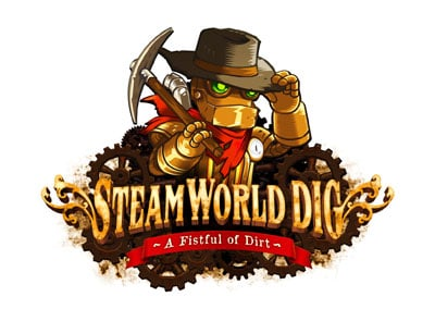 Box art - SteamWorld Dig