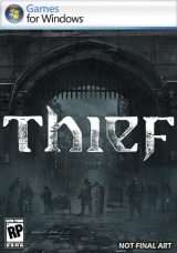 Box art - Thief (2014)
