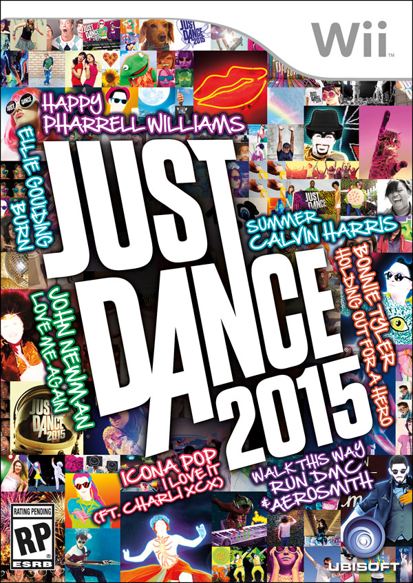 Box art - Just Dance 2015