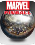 Box art - Marvel Pinball (iOS)