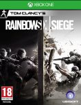 Box art - Tom Clancy's Rainbow Six: Siege
