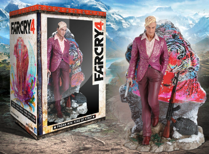 Far Cry 4 S Main Villain Is Getting His Own Statue Gamerevolution