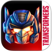 Box art - Angry Birds Transformers
