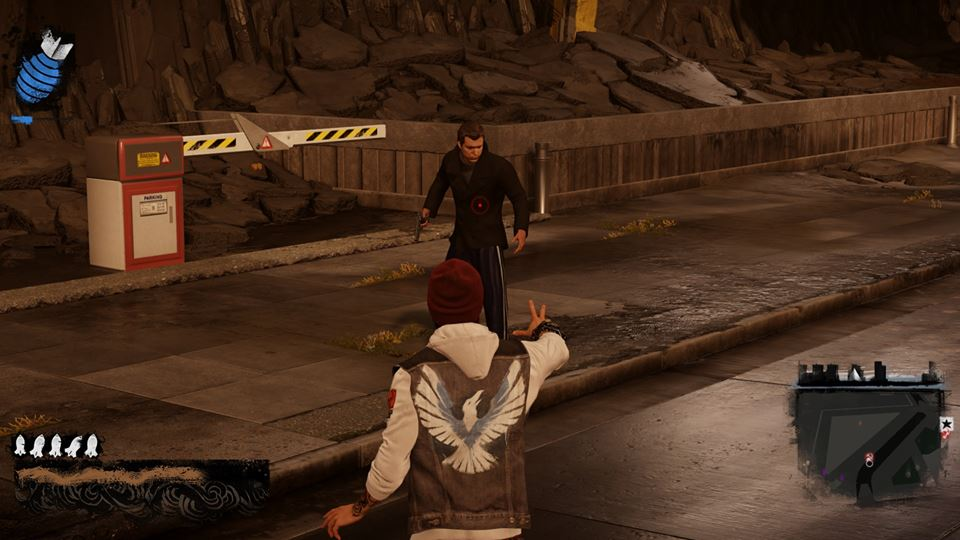 infamous second son ps4 trophy guide and roadmap