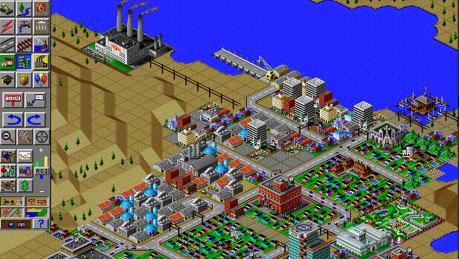 SimCity 2000 Special Edition Available Free on Origin